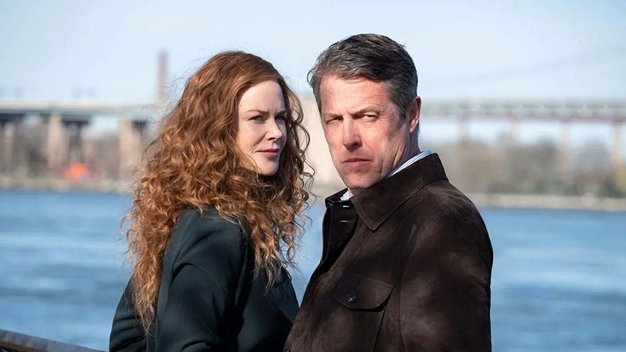 Nicole Kidman (Grace) et Hugh Grant (Jonathan), un couple tropparfait