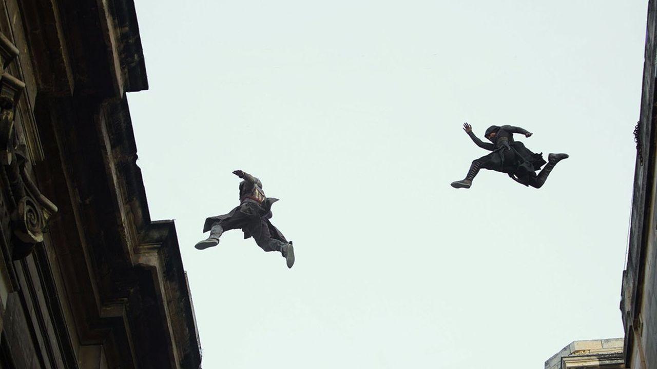 En 2016, le film Assassin's Creed était sorti au cinéma