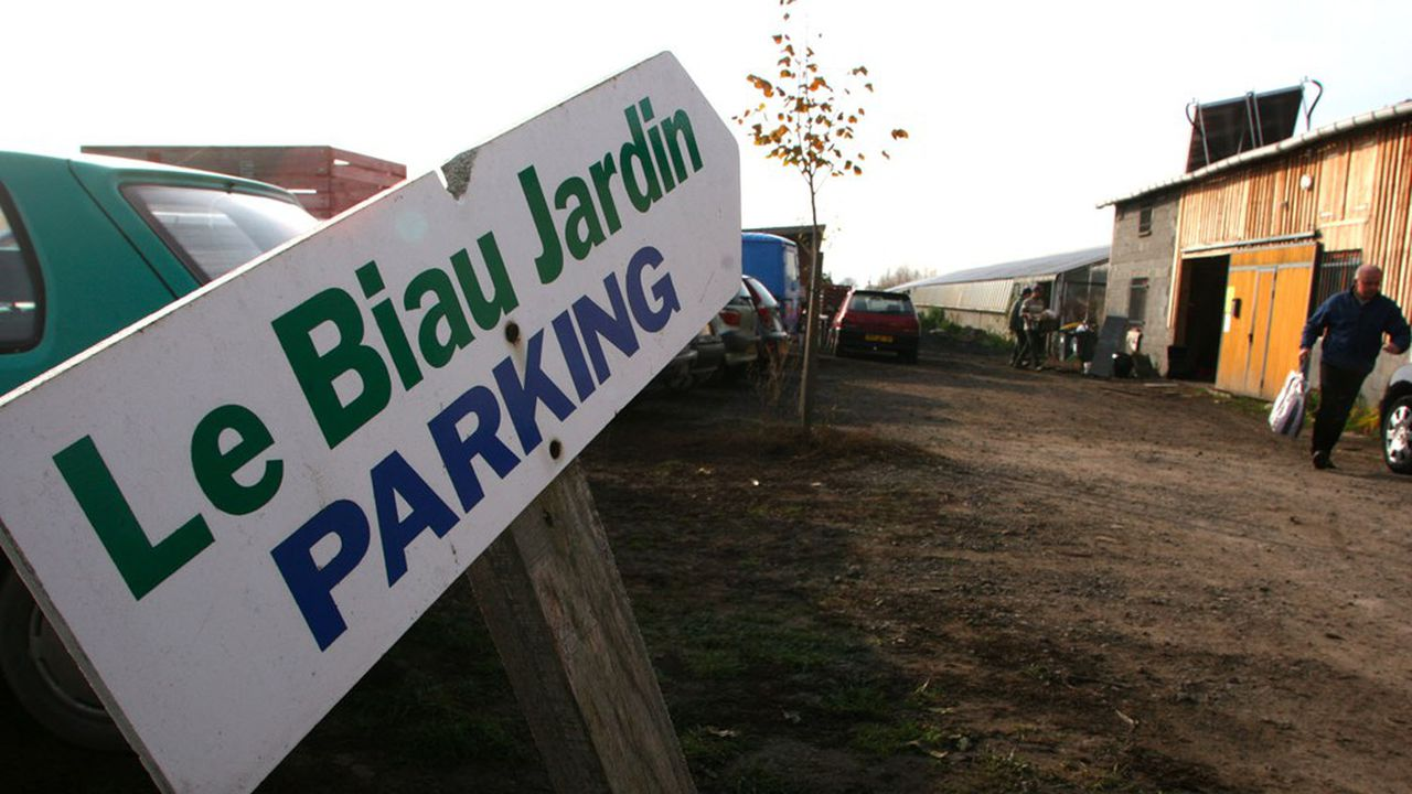 La coopérative Biau Jardin fédère une foule de partenaires (ville, département, Direccte, etc.) autour de son projet de produits bio et locaux.