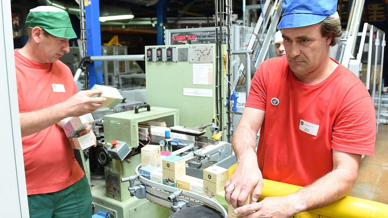SCOP TI est née à la suite de la cession d'Unilever de son usine de thés et infusions de Gémenos.