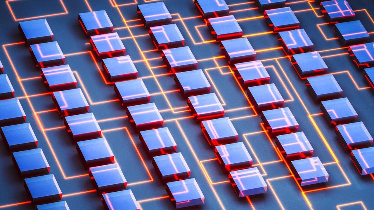 La technologie blockchain connaît encore des problèmes de passage à l'échelle.