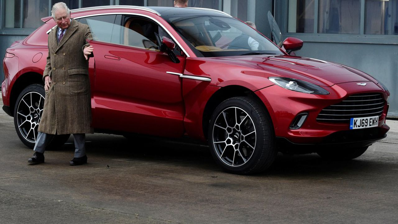 Aston Martin, dirigé par un ancien de Mercedes, va voir le constructeur allemand monter à 20% de son capital.