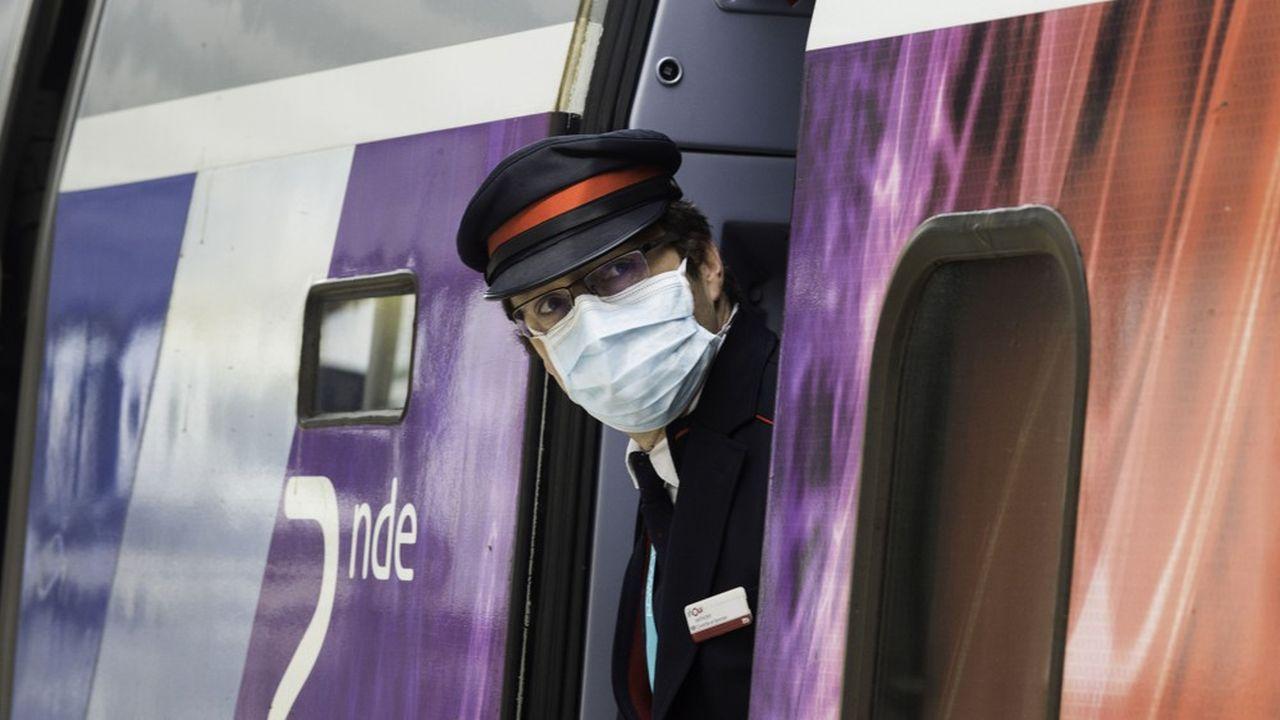 En début d'année, l'Etat a repris 25milliards de dettes de la SNCF.