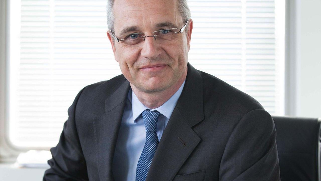 Christophe Périllat, actuel directeur des opérations va devenir directeur général de Valéo.