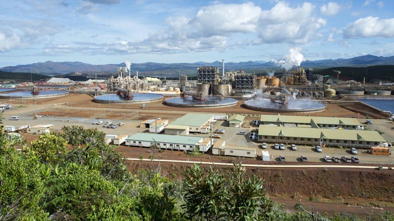 Nouvelle-Calédonie : des indépendantistes vent debout contre un repreneur potentiel de l'usine de nickel Vale