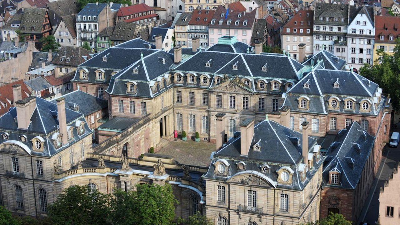 Le prix du m2 atteint 4.280 euros dans le quartier de la mairie.