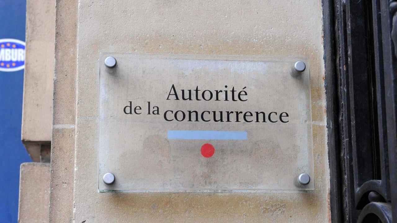 Le siège de l'Autorité de la concurrence à Paris.