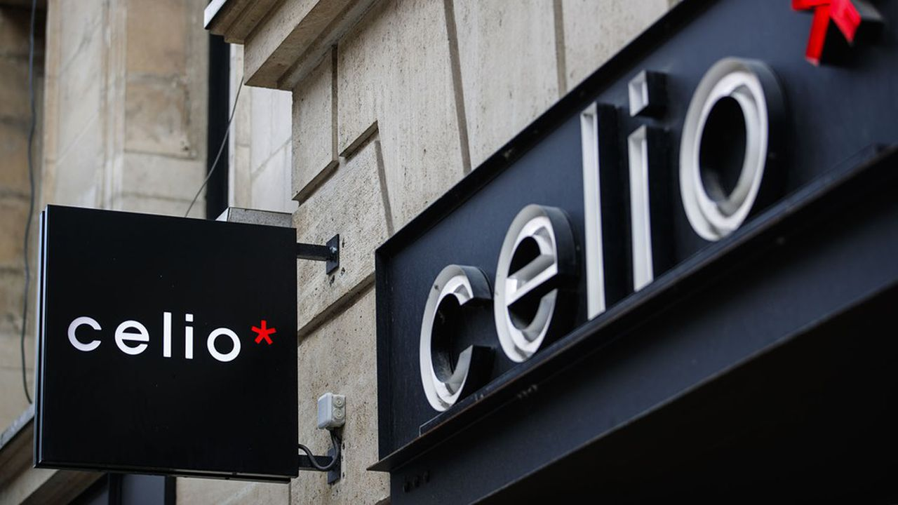 Victime de la crise sanitaire, Celio envisage de fermer pas moins de 102 magasins en France, sur les 478 qu'elle compte dans le pays