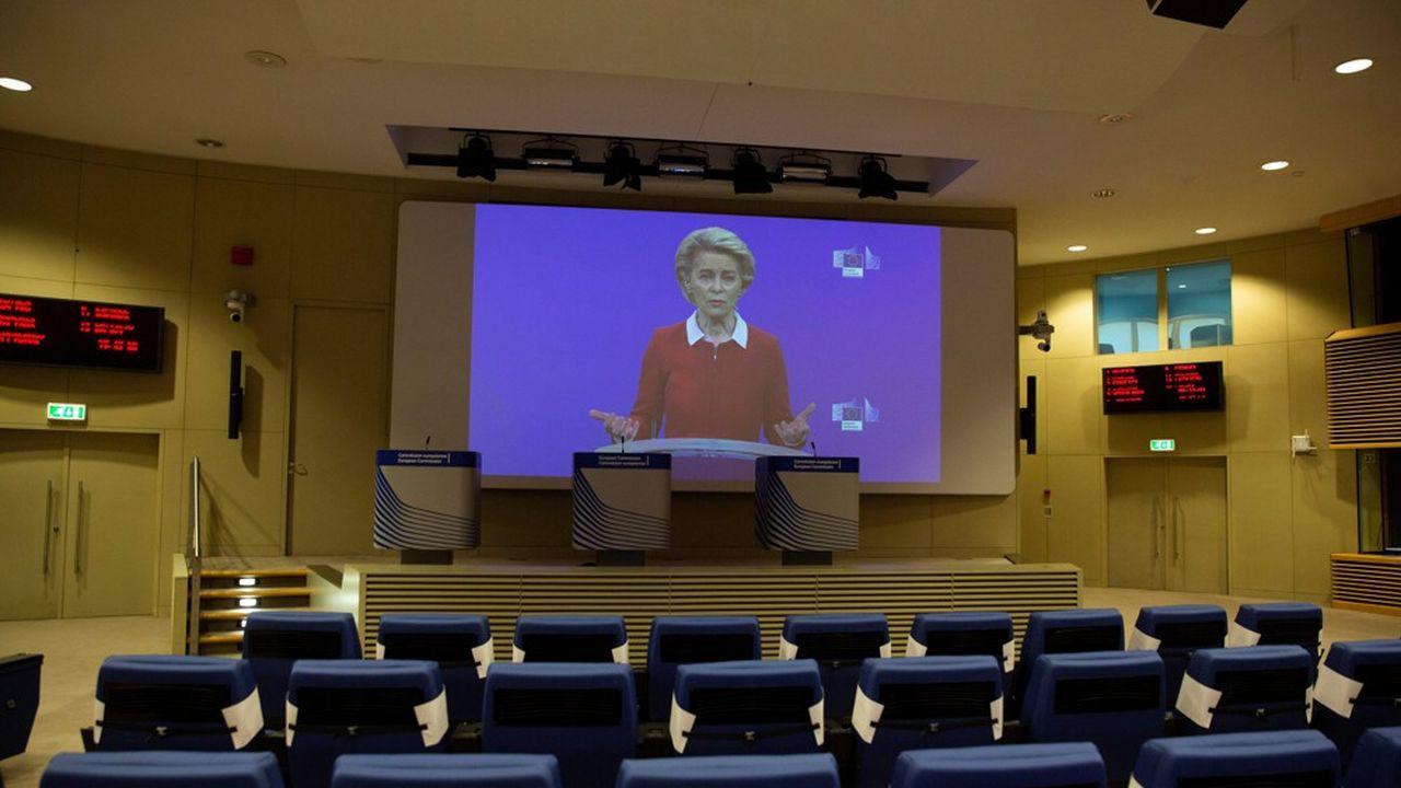 Mercredi, la Commission européenne a dévoilé sa proposition visant à renforcer les SMIC au sein de l'UE, une promesse faite par sa présidente Ursula von der Leyen.
