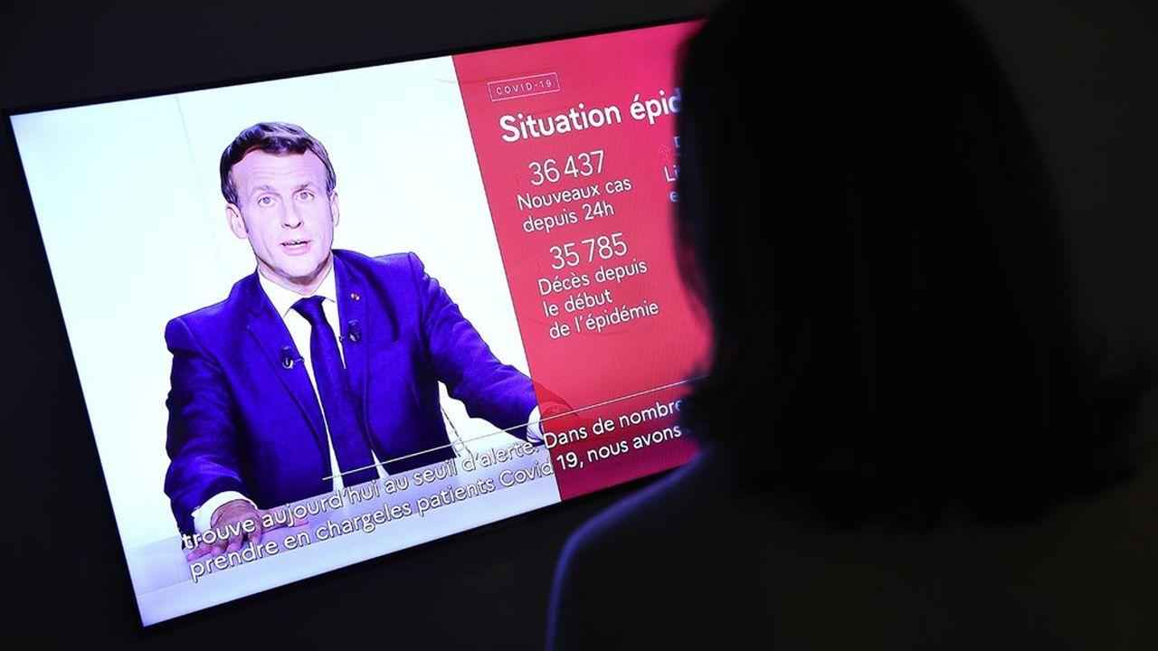 Le confinement durera jusqu'au 1erdécembre, a annoncé mercredi soir Emmanuel Macron