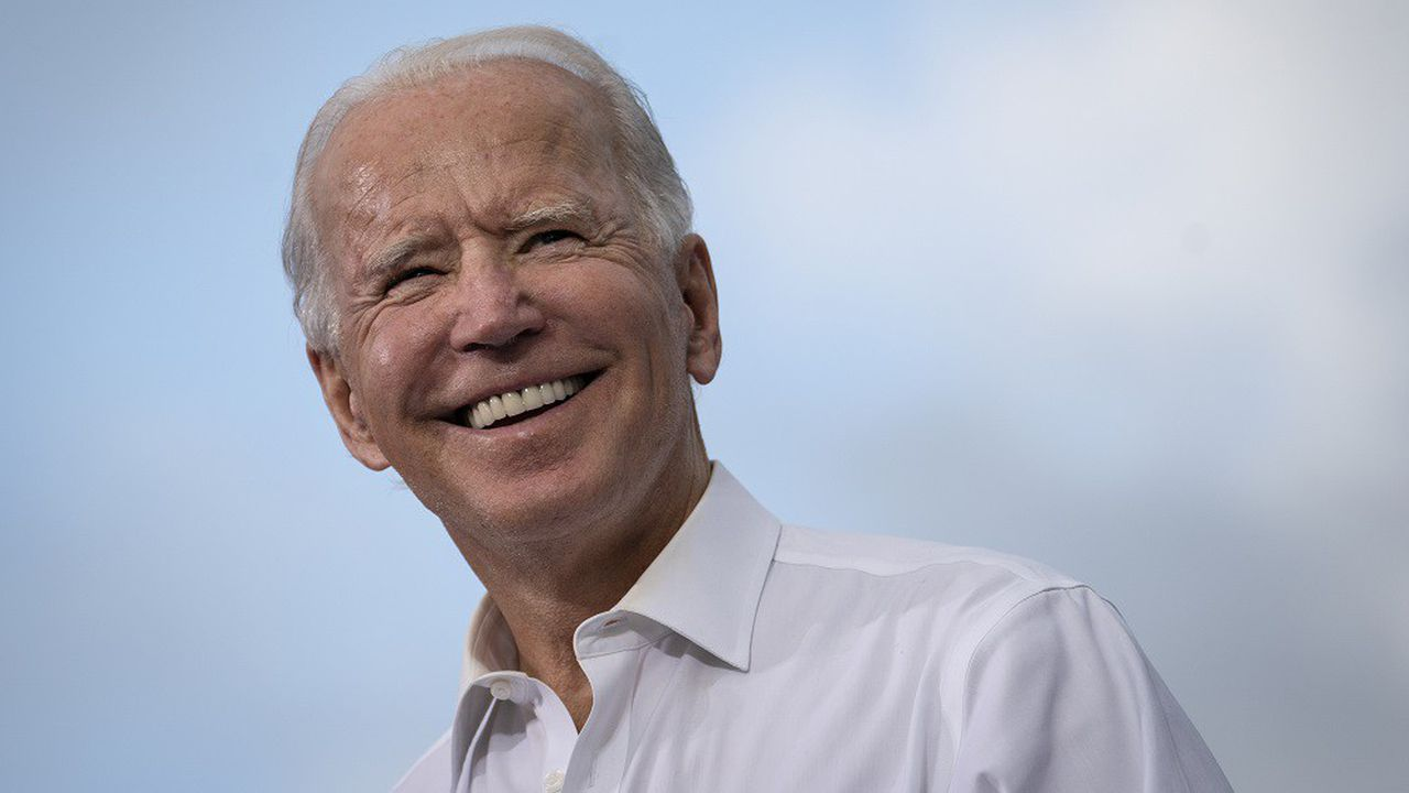 Joe Biden a reçu 74millions de dollars de d'institutions ou de personnalités de Wall Street.