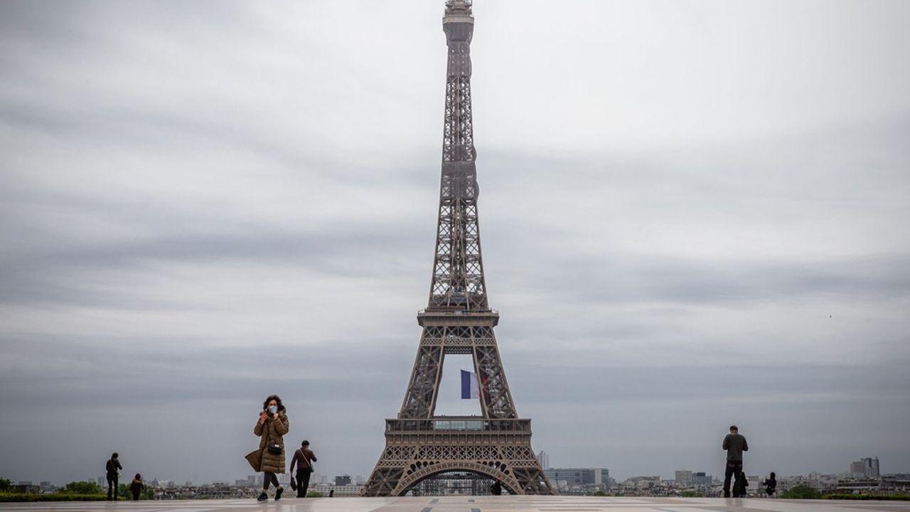 Le tourisme parisien souffre tout particulièrement de la crise sanitaire.