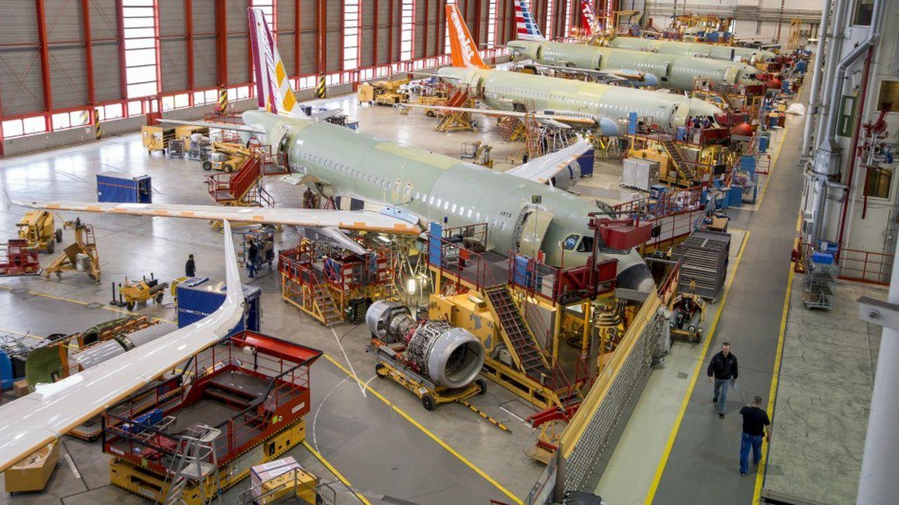 Airbus maintient le cap malgré le reconfinement
