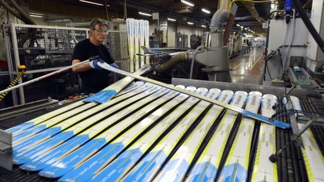 Rossignol veut supprimer 61 postes dans l'usine Dynastar de Sallanches.