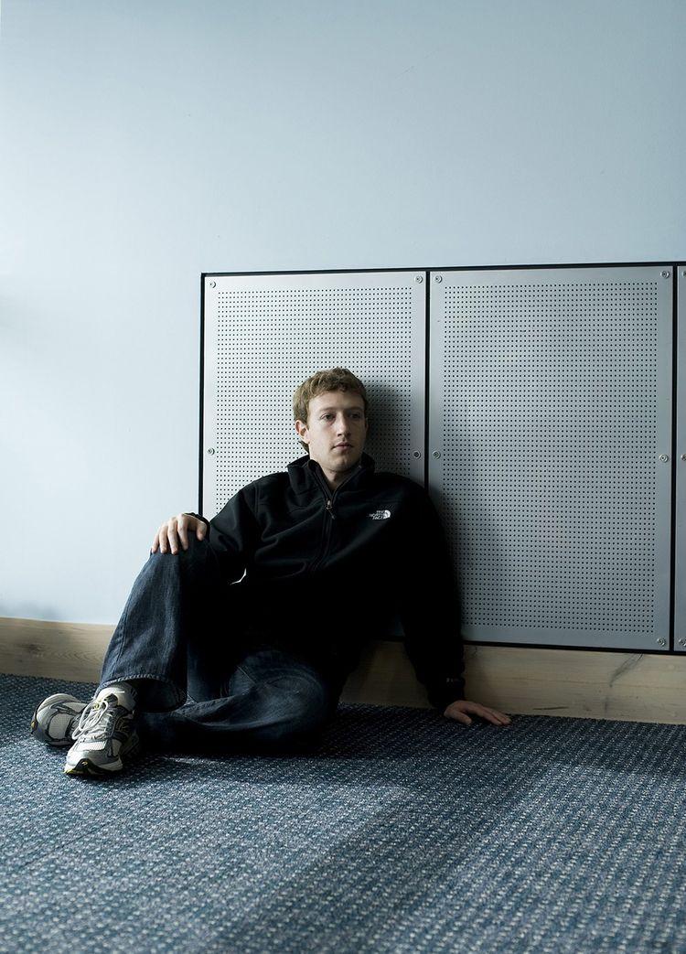 Mark Zuckerberg en janvier 2008. Cette année-là, le créateur de Facebook, fondé quatre ans plus tôt, tentera de racheter Twitter.