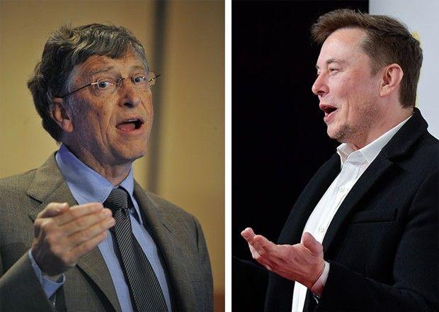 Bill Gates vs Elon Musk