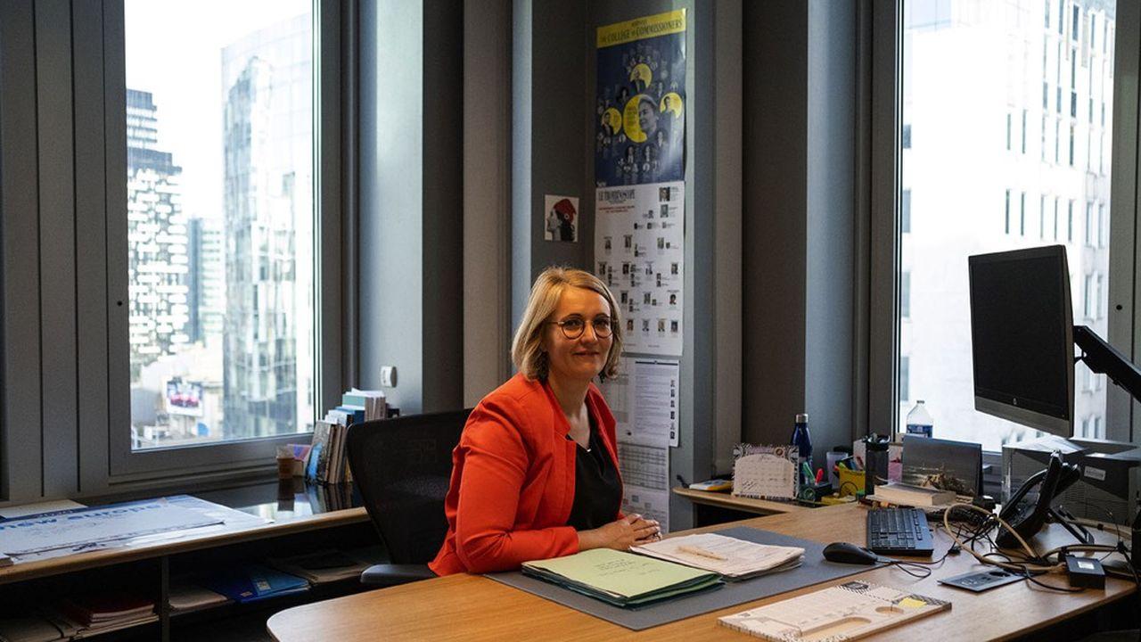 Rapporteuse du projet, Marie-Pierre Vedrenne, vice-présidente de la commission commerce du Parlement européen se félicite de ce renforcement de la défense commerciale européenne.