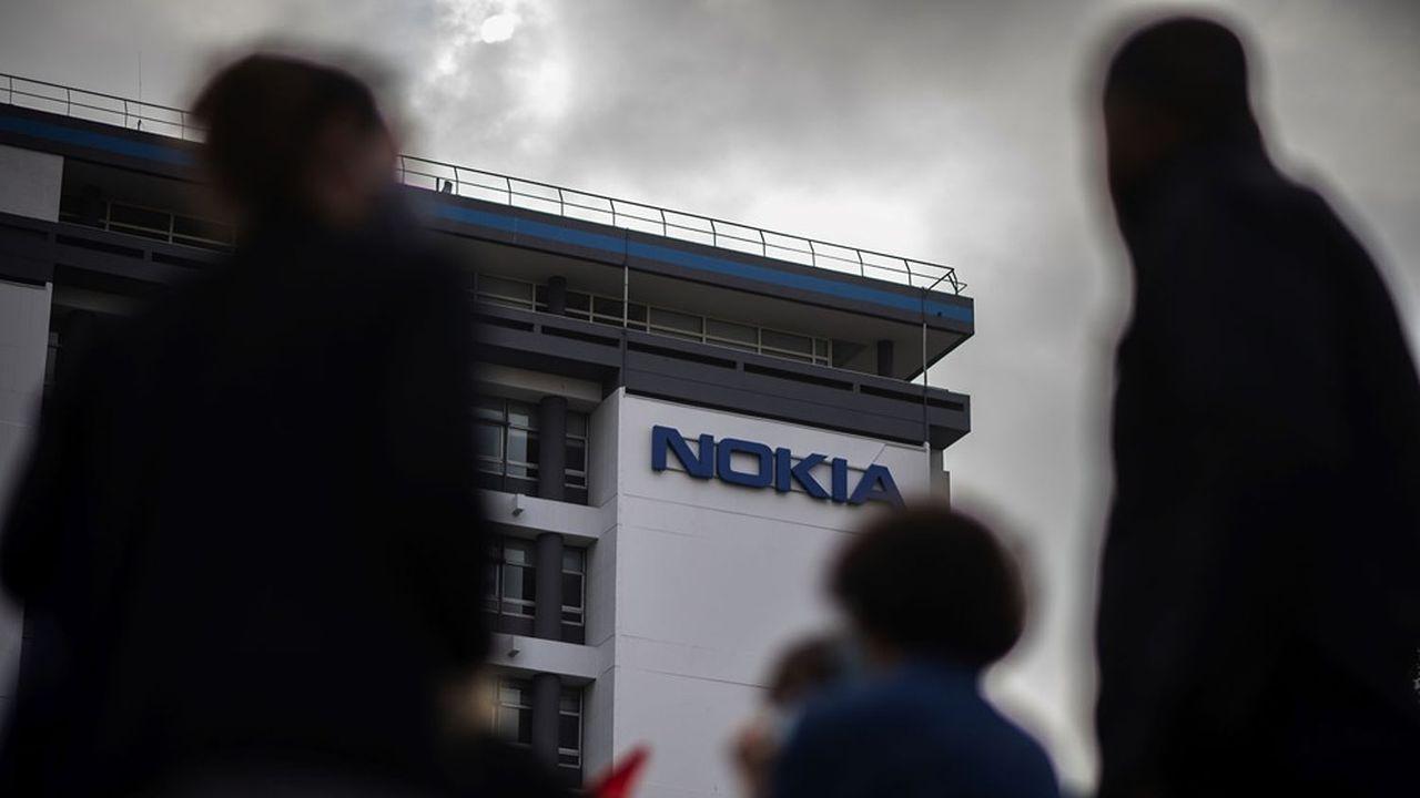 Au site Nokia de Nozay, 746 départs sont toujours programmés.