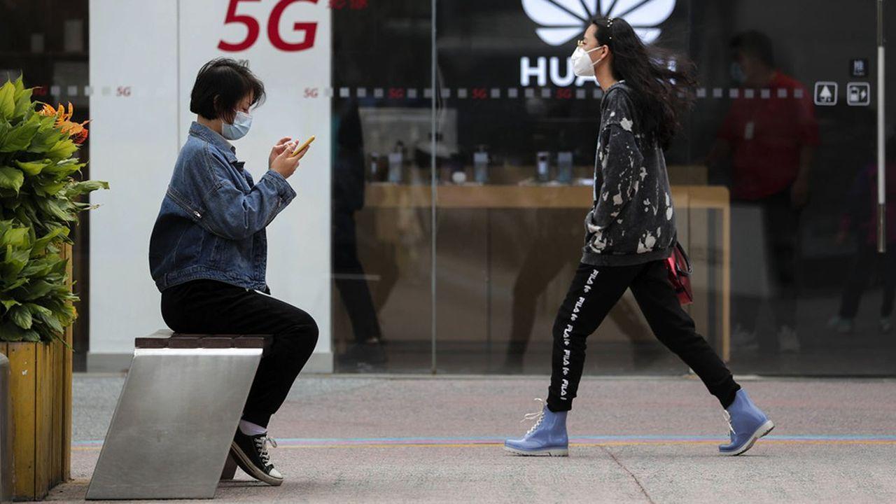Huawei, Ericsson et Nokia sont les troisgrands équipementiers télécoms du marché.