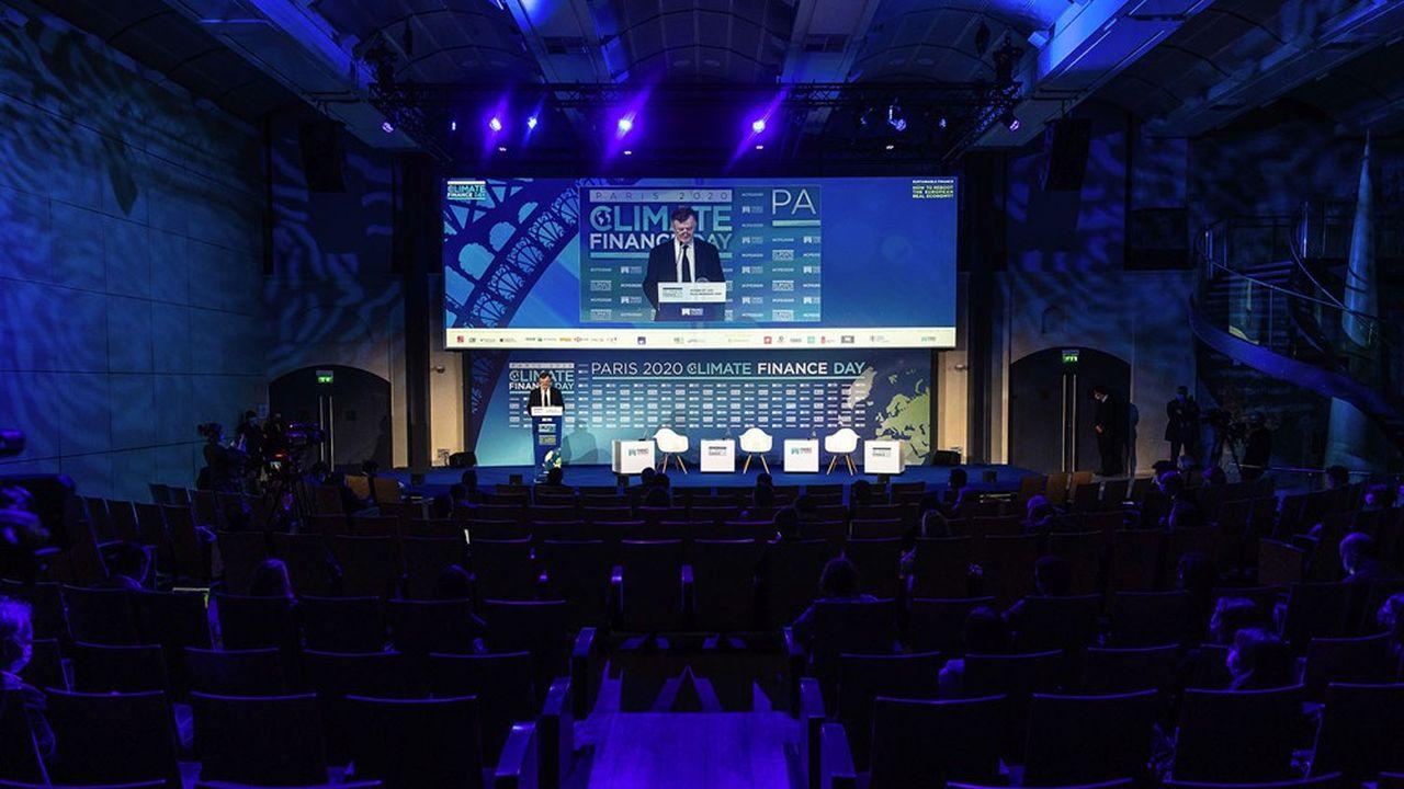 Les données publiées par les acteurs de la finance «manquent d'homogénéité et de comparabilité», a souligné le gouverneur de la Banque de France, François Villeroy de Galhau