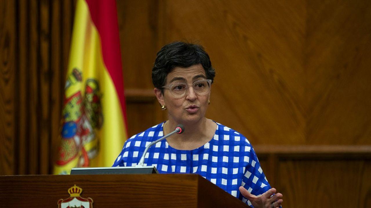 Pour la ministre des affaires étrangères espagnole, Arancha Gonzalez Laya, les six candidats à l'OCDE sont impatients d'y être.