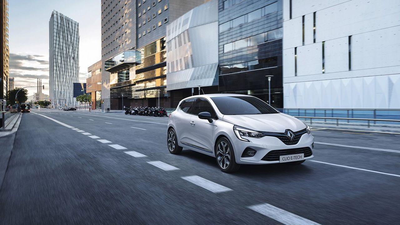 Clio : inédite hybride