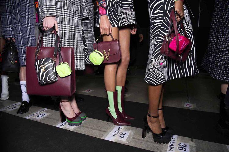 Le vestiaire engagé de Versace