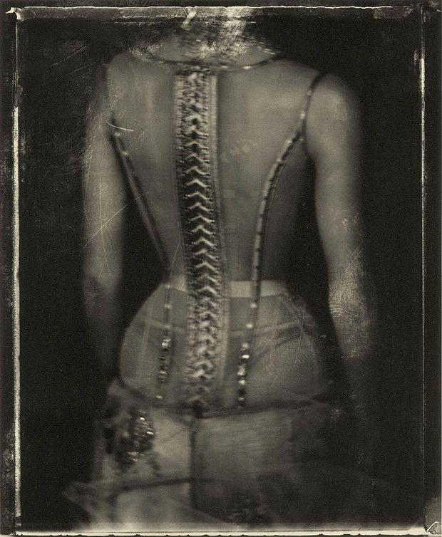 Anatomie, de Sarah Moon (1997).