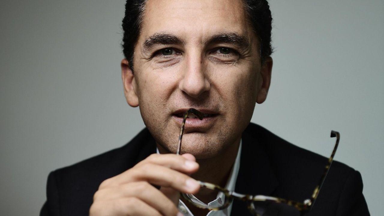 Maxime Saada, président du directoire de Canal+.