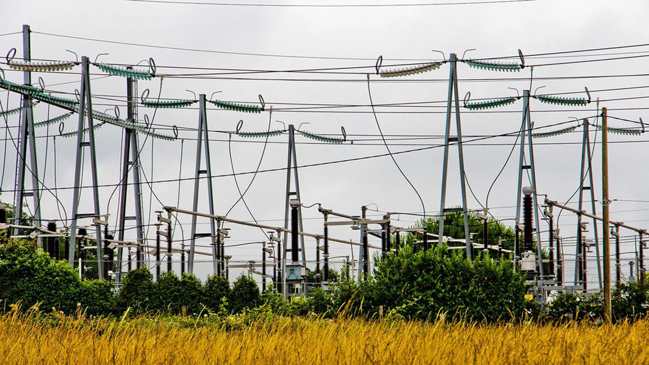 La chute de la consommation d'électricité devrait être moins vertigineuse qu'au printemps.