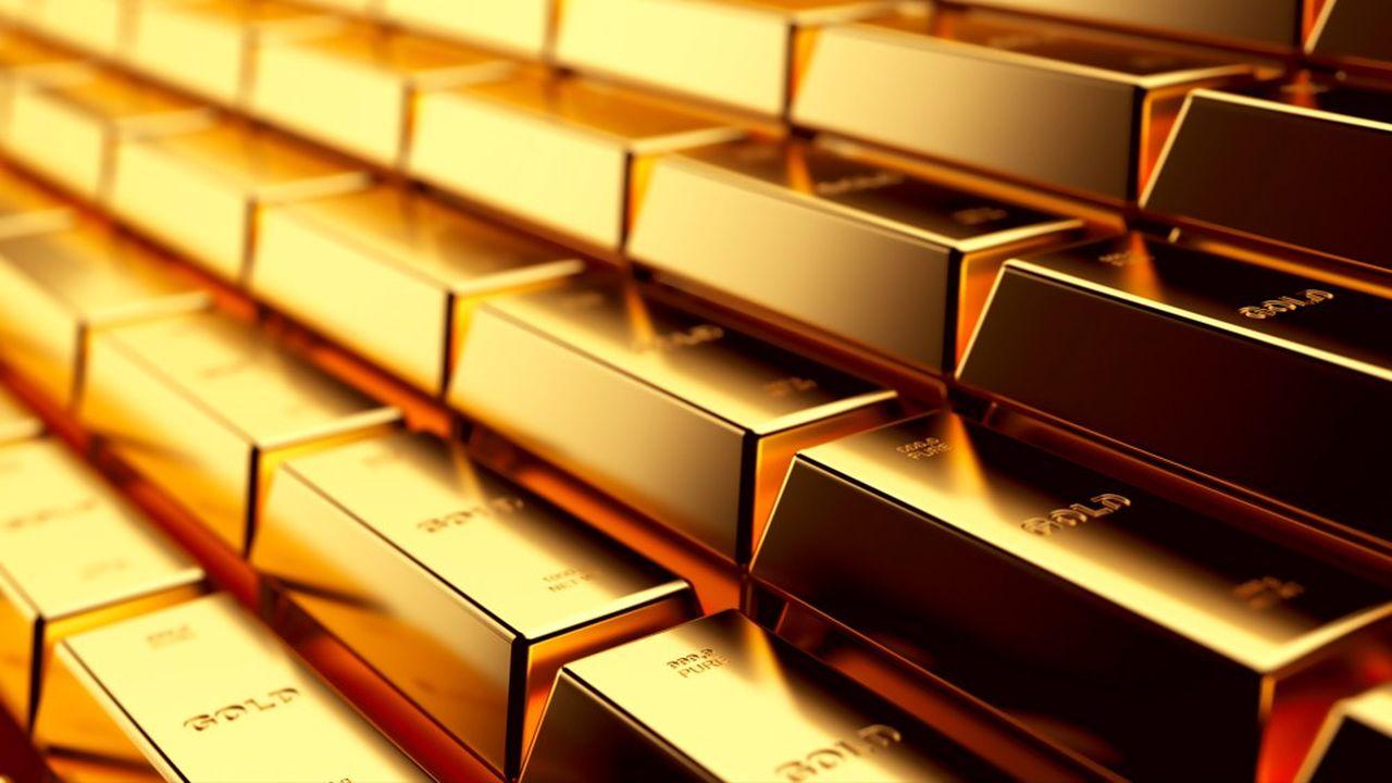 Pendant 10 ans, les banques centrales étaient acheteuses d'or.