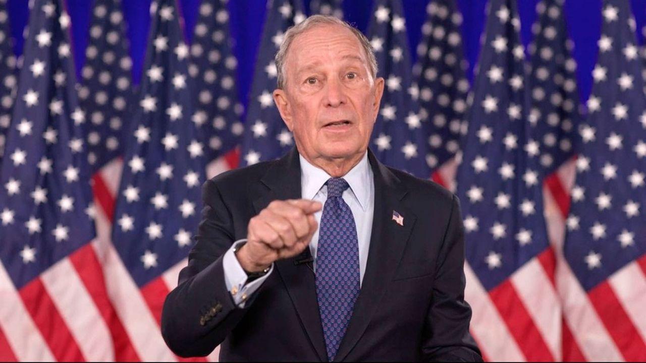 Michael Bloomberg a mis à la disposition du parti démocrate une partie de ses fonds pour tenter de défaire Donald Trump.