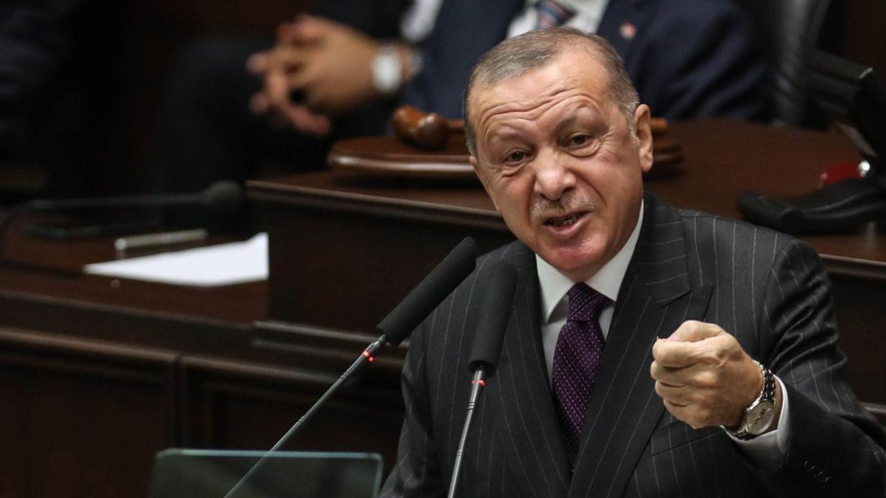 Si Erdogan montre les crocs, c'est qu'il n'est pas parvenu à améliorer la vie des gens, comme il le prétendait.