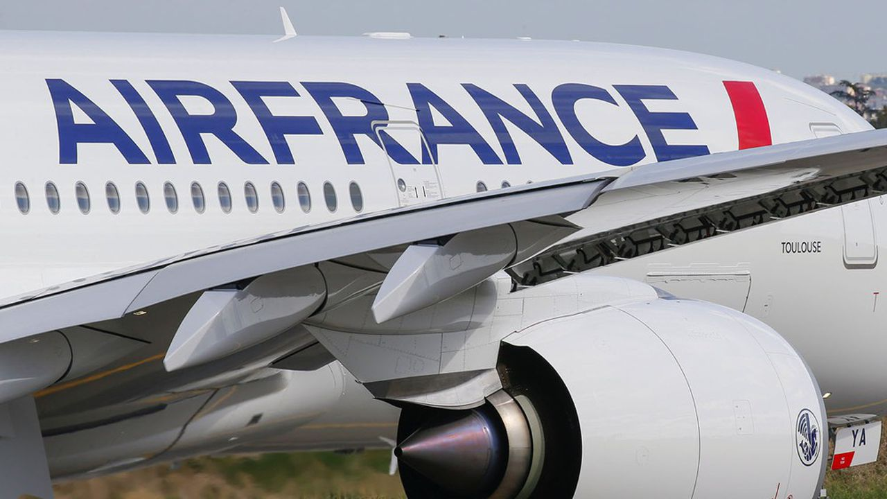 Air France-KLM : 1,6 milliard d'euros de perte au 3e trimestre