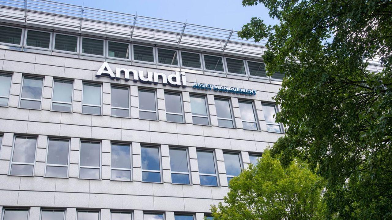 Amundi est la première société de gestion européenne avec près de 1.700milliards d'euros d'encours.