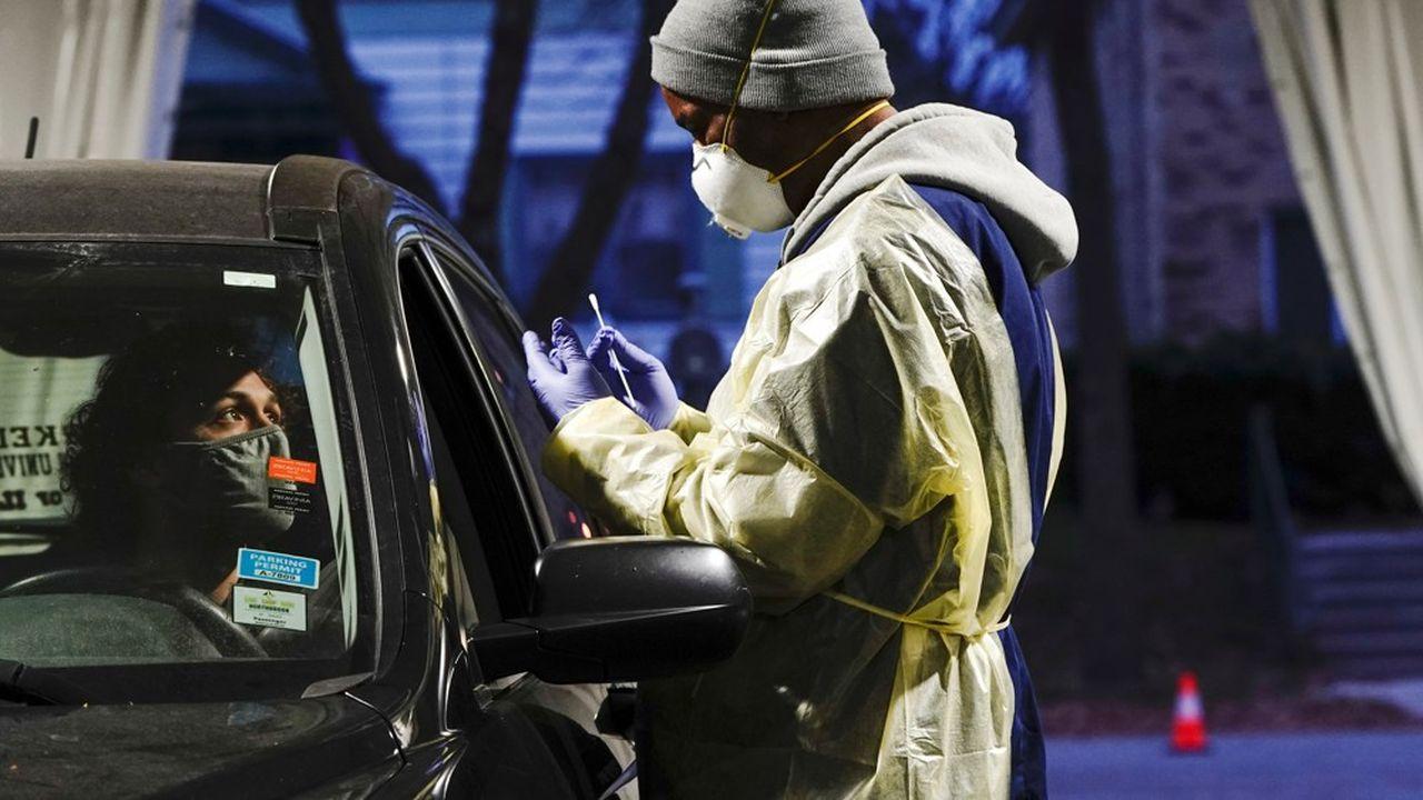 La France reconfinée, record de cas aux Etats-Unis — Virus