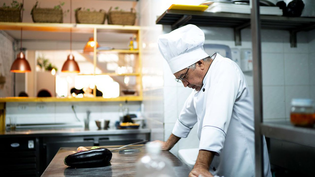 Les restaurateurs font partie des entrepreneurs les plus menacés par la perte de leur emploi dans les mois à venir.