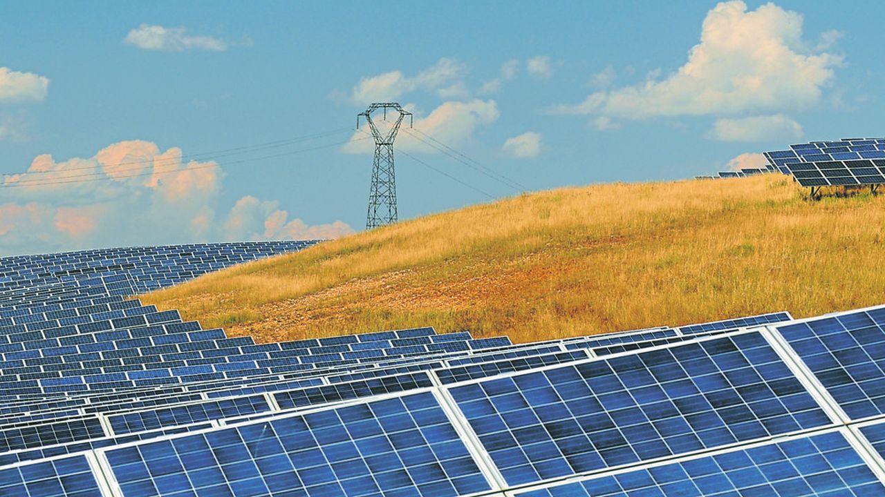 Les Américains se tournent de plus en plus en plus vers l'énergie solaire.