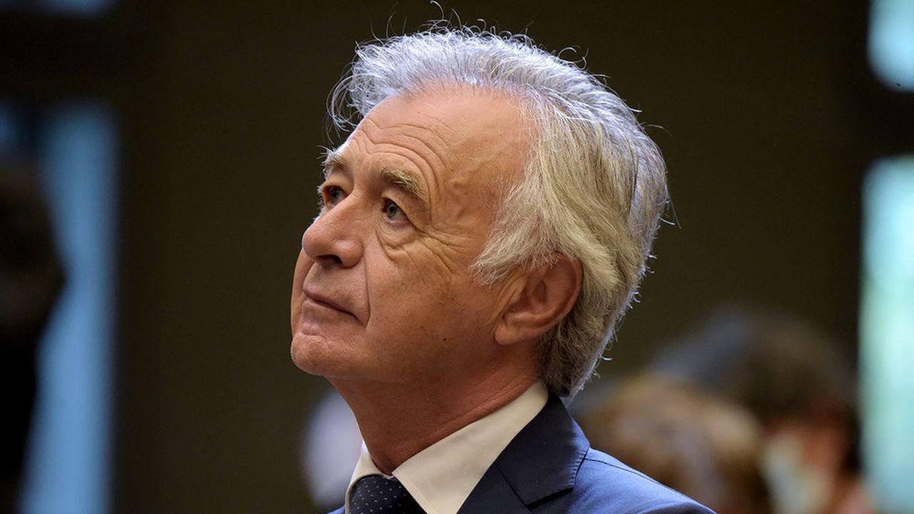 Le directeur général de Safran, Philippe Petitcolin, cédera son fauteuil à Olivier Andries, le 1erjanvier.