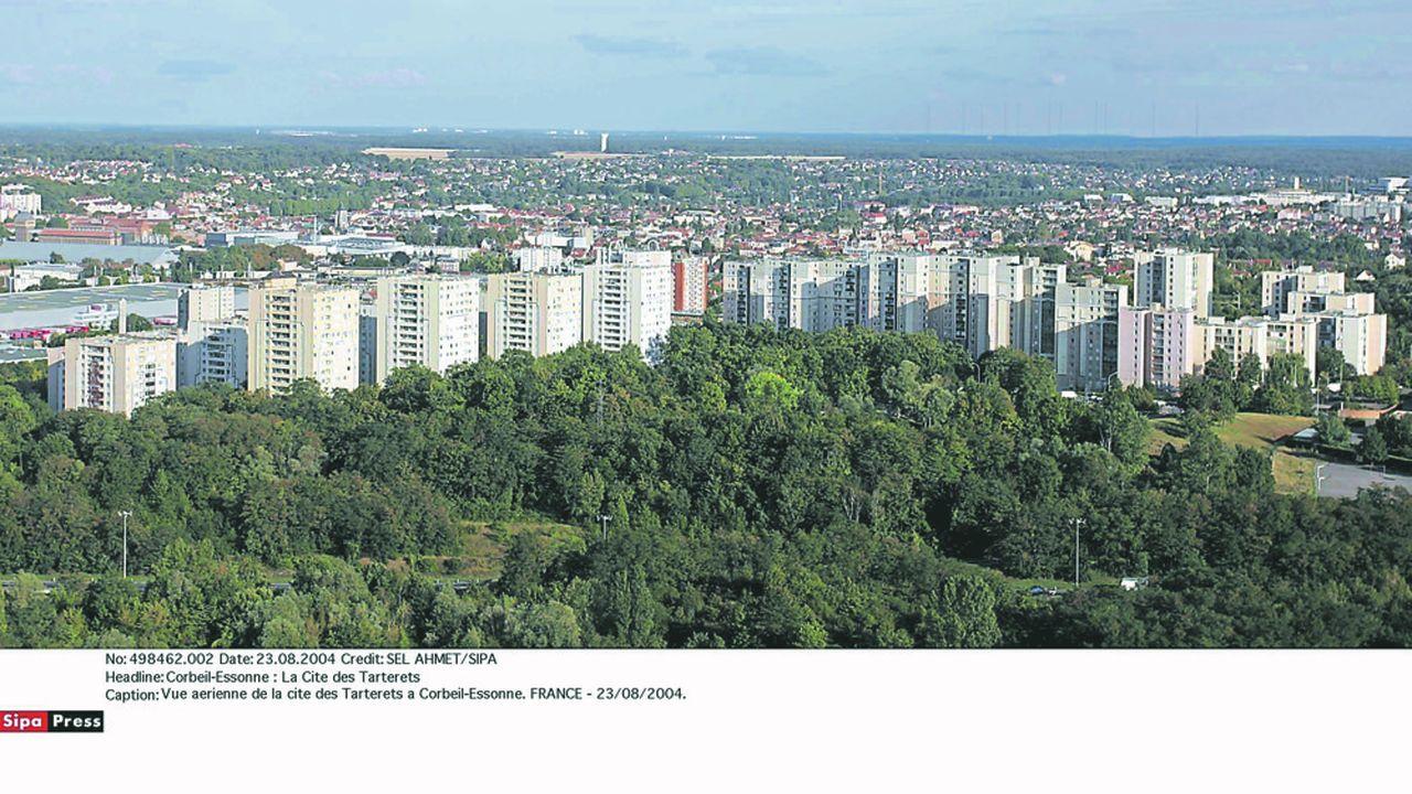 l'un des sites est situé à Corbeil-Essonne