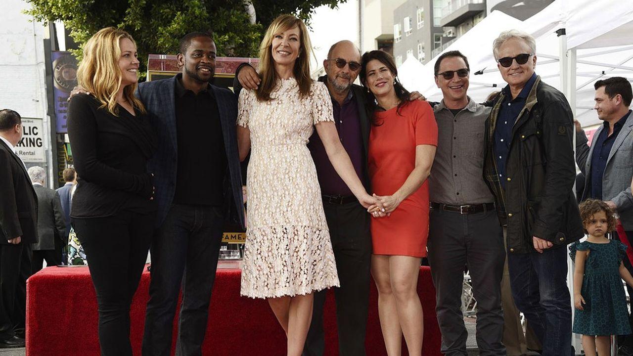Les acteurs de «The West Wing» se sont engagés pour appeler les Américains à voter.