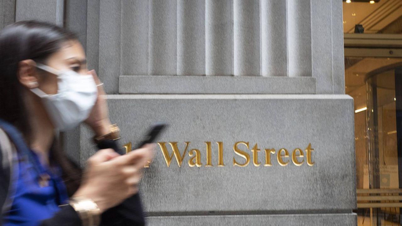 Le Dow Jones et le Nasdaq ont connu leur plus fort recul depuis le déclenchement de l'épidémie aux Etats-Unis en mars