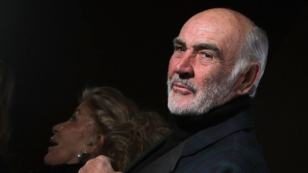 L'acteur légendaire Sean Connery est décédé à l'âge de 90 ans