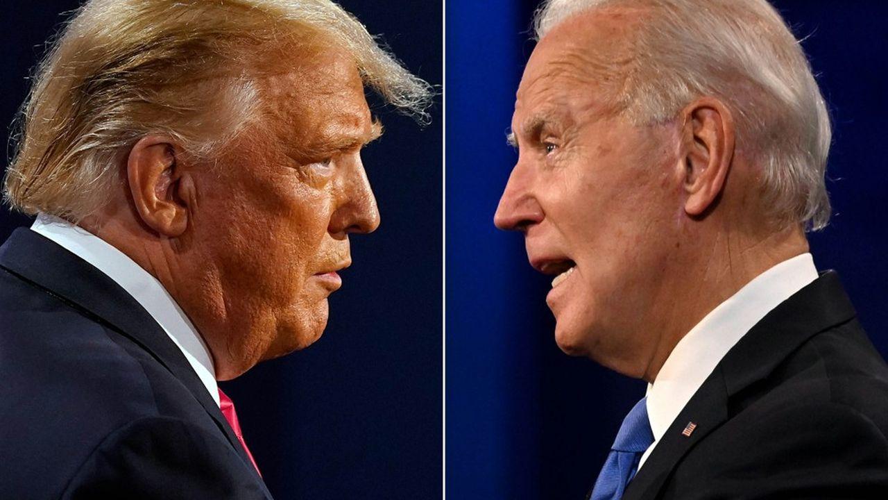A quelques jours du scrutin, Donald Trumpa assuré à ses partisans que le Covid est sous contrôle et que l'économie américaine repart de plus belle.