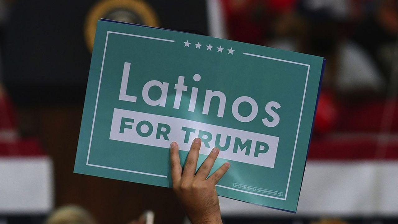 Le vote Latino est beaucoup plus morcelé que celui des Afro-Américains et Donald Trump peut espérer y effectuer de bons scores, notamment en Floride.