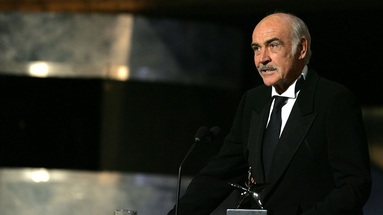 Sean Connery aura été l'une des légendes du cinéma.