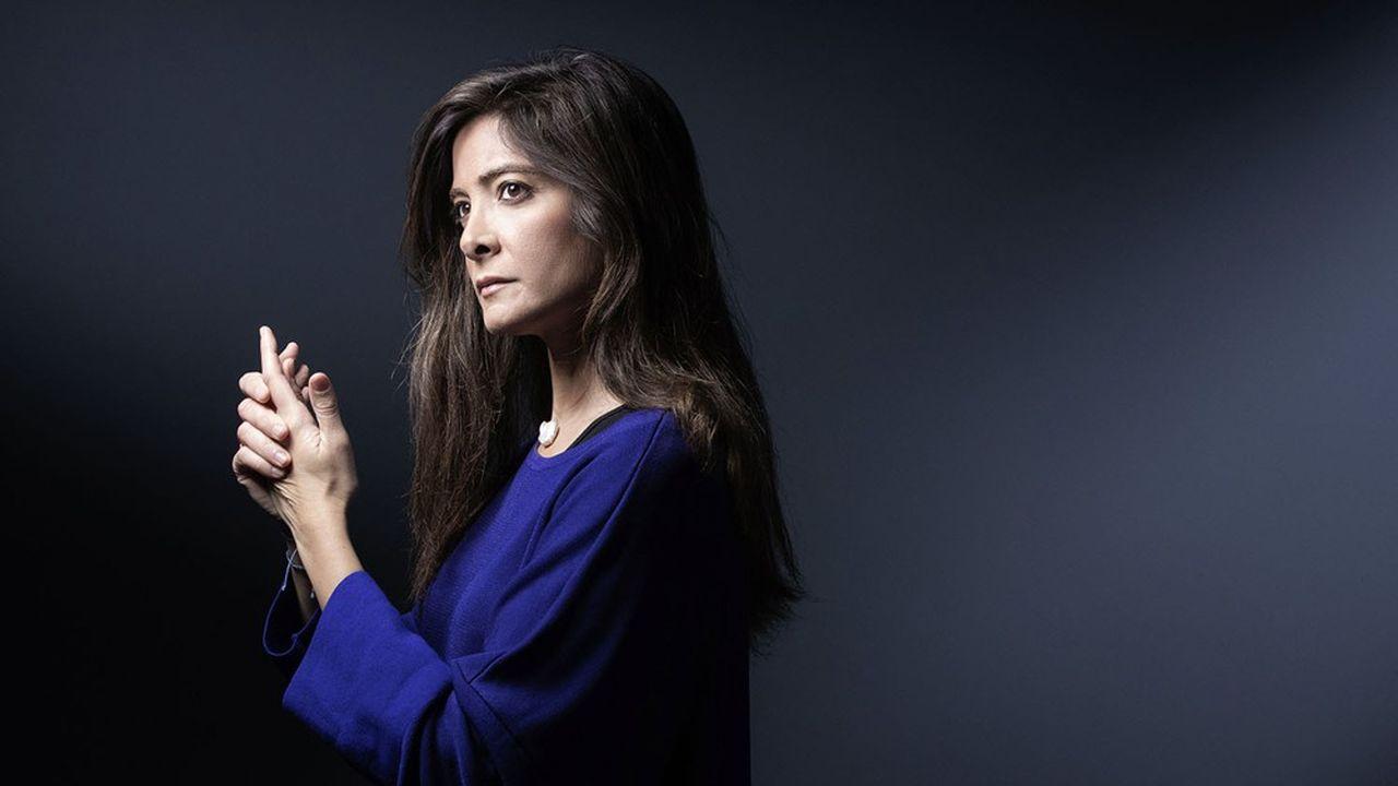 Diane Mazloum est en lice pour les prix Femina, Médicis et Renaudot.