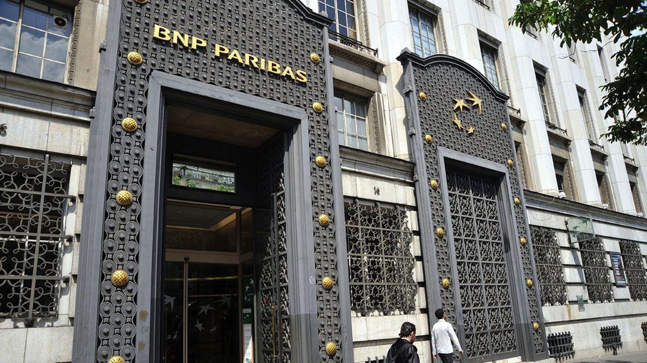 BNP Paribas ouvrira le bal des publications mardi, suivi de Crédit Agricole mercredi, puis de Société Générale, BPCE et sa filiale Natixis jeudi.