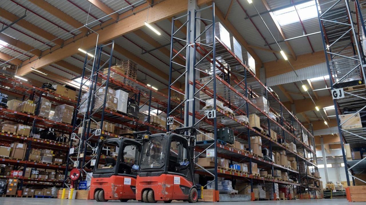 Côté investissements, le marché de la logistique est en pleine forme.