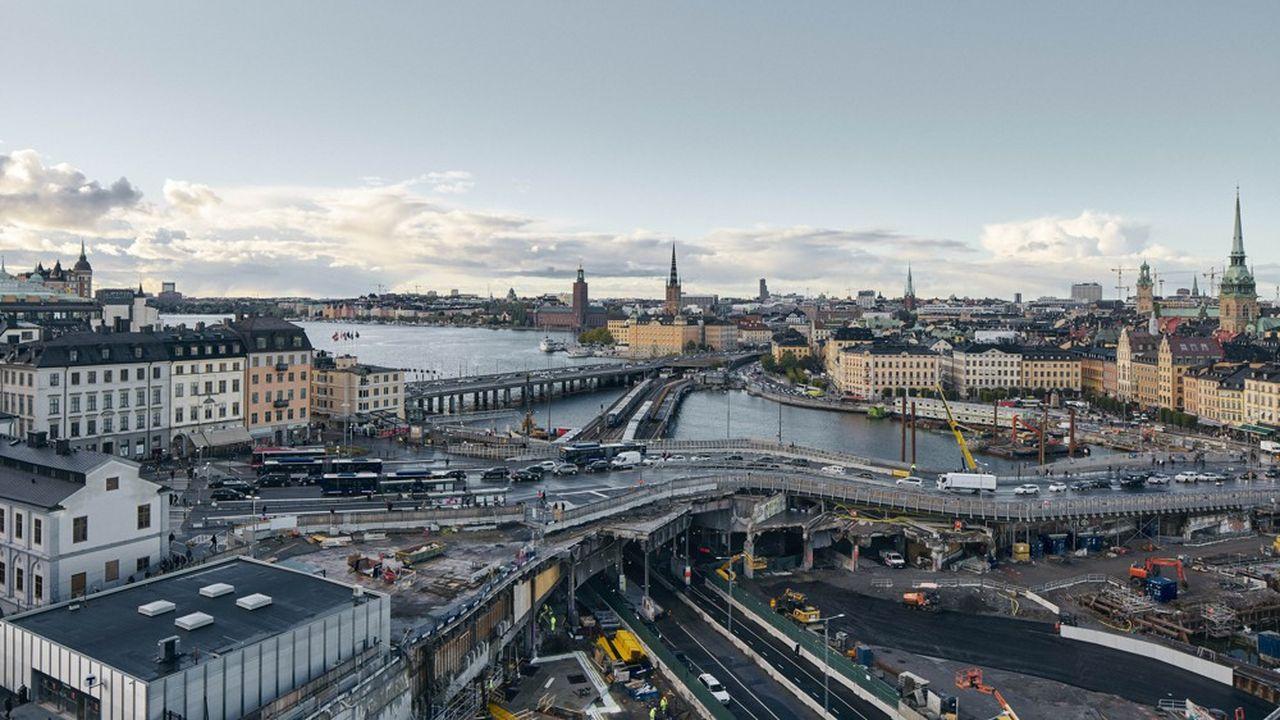 La Banque centrale suédoise (Riskbanken) constate que le cash y «disparaît plus vite» que dans les autres pays.